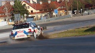 ACI Rally Monza - Kajetanowicz / Szczepaniak pre-event test - Skoda Fabia R5 [PART 1]