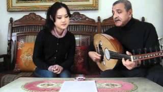 Prof Khaled Bessa & Nao Japan_Hobby Yetbeddel_25.11.2010 Hedi Jouini / الهادي الجويني