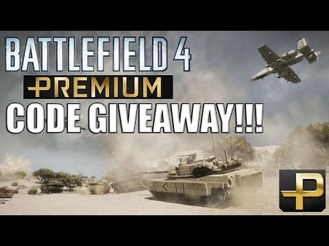 Battlefield 4 Premium Code GIVEAWAY! | 100 Subscriber special! (ENDED)
