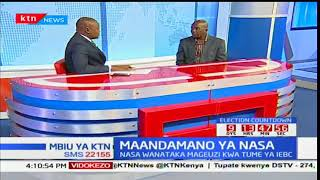 Rais Uhuru Kenyatta azuru Garissa akiwarai wakaazi mtu mmoja wa NASA akiuwawa wakiandamana Kisumu