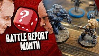 Battle Report Month Battle 2: Conan