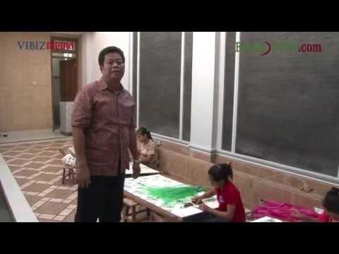 Video Kain Tenun Khas Daerah Jepara Jawa Tengah