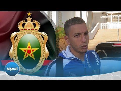 العرب اليوم - شاهد: تعليق اسامة الغريب عن تعادل طنجة مع الجيش الملكي