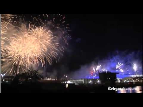 What Was The Most Tweeted Moment Of The 2012 London Opening Ceremony?