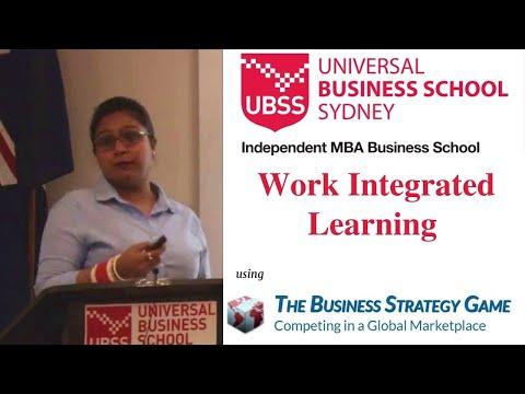 Universal Business School Sydney - Best Shoes Presentation