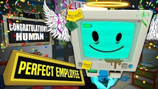 The PERFECT Employee Challenge - Job Simulator (VR)