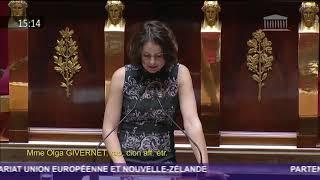 Adoption de l'accord de partenariat entre UE-NZ