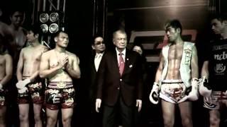Красота Тайского Бокса