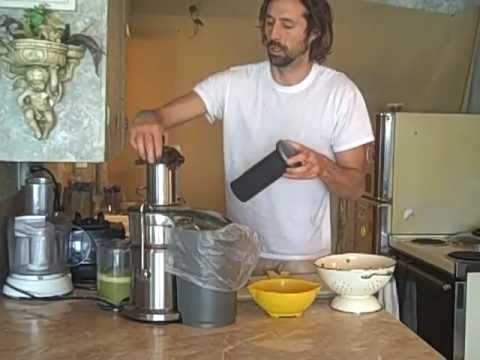 Video APPLE LEMON JUICE! ~ Free Juicer Recipes