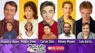 Las voces de Malcom recordaron viejo tiempos   Canal 5