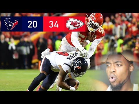 Texans Fan Reacts to Chiefs Vs Texans | Week 1, NFL 2020