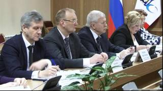Заседание Координационного совета по образованию в сфере агропромышленного комплекса