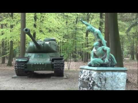 Libertypark deel 1 ( Oorlog- en verzetsmuseum Overloon )