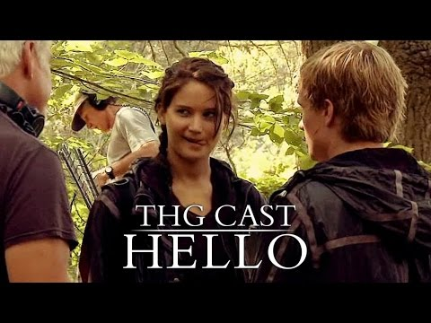 Hunger Games Cast | Hello