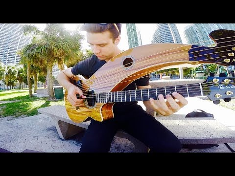 , title : 'Come Together - The Beatles - Harp Guitar Cover - Jamie Dupuis'