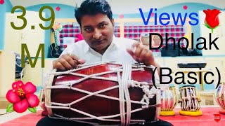 Learn Dholak (Basic)
