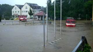 preview picture of video 'Cunewalde Hochwasser 7.8.2010'