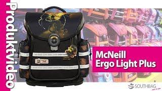 McNeill Schulranzen Ergo Light Plus - Produktvideo