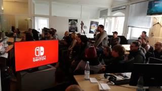 Rocket Beans Reaction Video zur Nintendo Switch