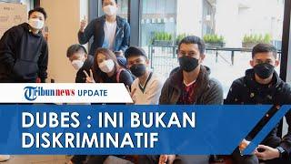 Pulangnya Tim Indonesia dari All England, BWF Minta Maaf ke Jokowi, Dubes: Ini Bukan Diskriminatif