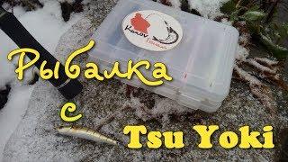 Призы от компании Tsu Yoki, тестирование приманок + рыба KF №43