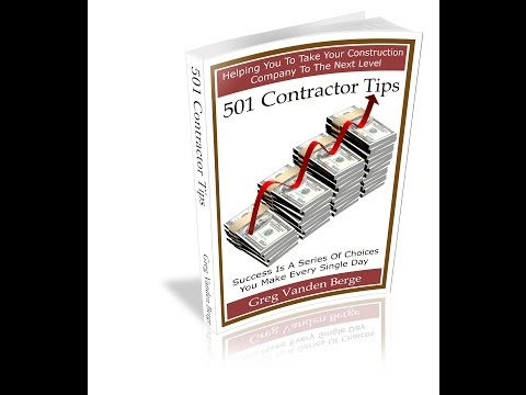 , title : 'Does the Size of Your Construction Company Matter? - Money Making Business Tips for Contractors