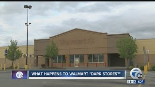 "What happens to Walmart ""dark stores?"""