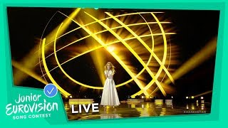Daneliya Tuleshova - Òzińe Sen - LIVE - Kazakhstan 🇰🇿 - Junior Eurovision 2018