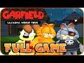 Garfield: Lasagna World Tour Full Game Longplay ps2