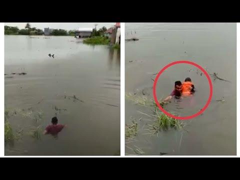 Berita Terkini Banjir Menewaskan Anak SD di Makassar