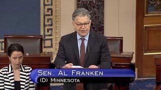 Franken Blasts GOP Health Care Bill As Vicious And Cruel