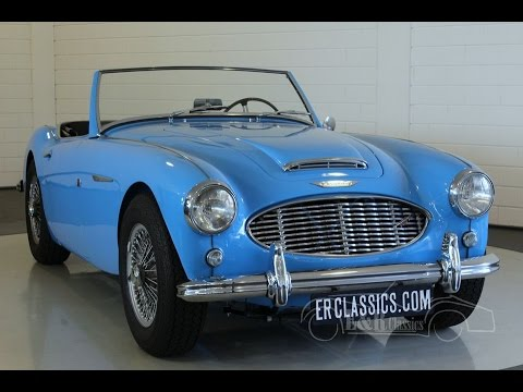Video of Classic '60 Austin-Healey 3000 Mark I Offered by E & R Classics - LST7