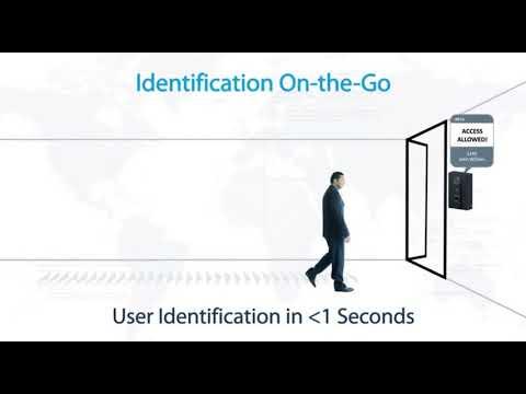 Matrix Cosec Cogniface Integra Face Recognition System