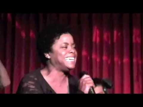Sandra Booker sings a tribute to Sarah Vaughan
