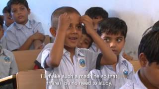 Awareness video for child-friendly toilet construction in schools
