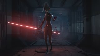 Star Wars Rebels - Sabine & Ezra vs. Seventh Sister & Fifth Brother [1080p]