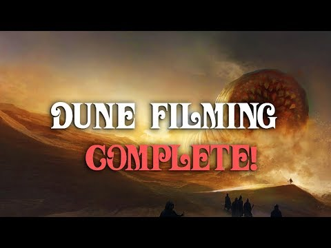 Dune 2020 Filming Ends + Troubling News for Dune the Sisterhood