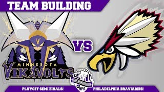 Braviary  - (Pokémon) - Minnesota Vikavolts Team Building NPA S3 PLAYOFFS: VS Philadelphia Braviaries | Pokemon Sun and Moon