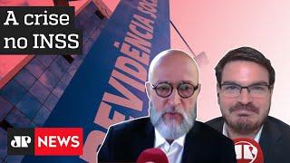 Constantino e Josias discutem crise no INSS, Bolsonaro e Lula