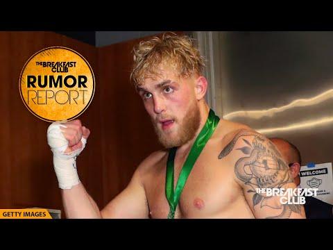 Jake Paul Announces Connor McGregor Fight