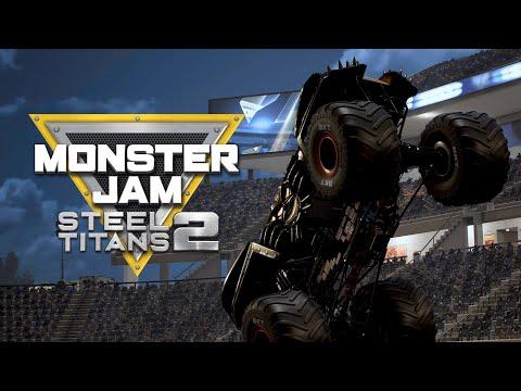 Trailer de Monster Jam Steel Titans 2