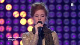 The Voice Norge 2013 - Joanna D. Bussinger - Make You Feel My Love