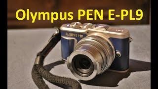 Meine neue Zweit-/Immer-Dabei-Kamera (Olympus PEN E-PL9)