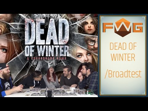 Dead of Winter | Part 2 | Ki engedte be a zombikat?! - Fun With Geeks