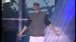 Pedro Abrunhosa - Operação Triunfo (2004) - Entre actuações - 'Tudo O Que Eu Te Dou'