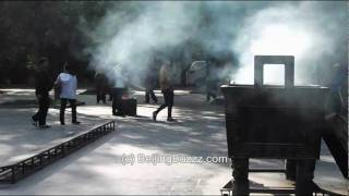 Video : China : YongHeGong 雍和宫 Lama Temple, BeiJing - video