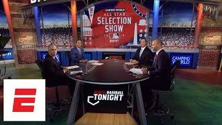 2018 All-Star Game selection snubs: Who should have gotten the vote in?   Baseball Tonight   ESPN