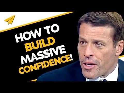 Remarkably POWERFUL Ways to Build MASSIVE CONFIDENCE! | Tony Robbins