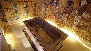 Что скрывают гробницы. Параллельный мир существует?