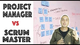 Project manager vs Scrum Master Explained - Agile [2018]